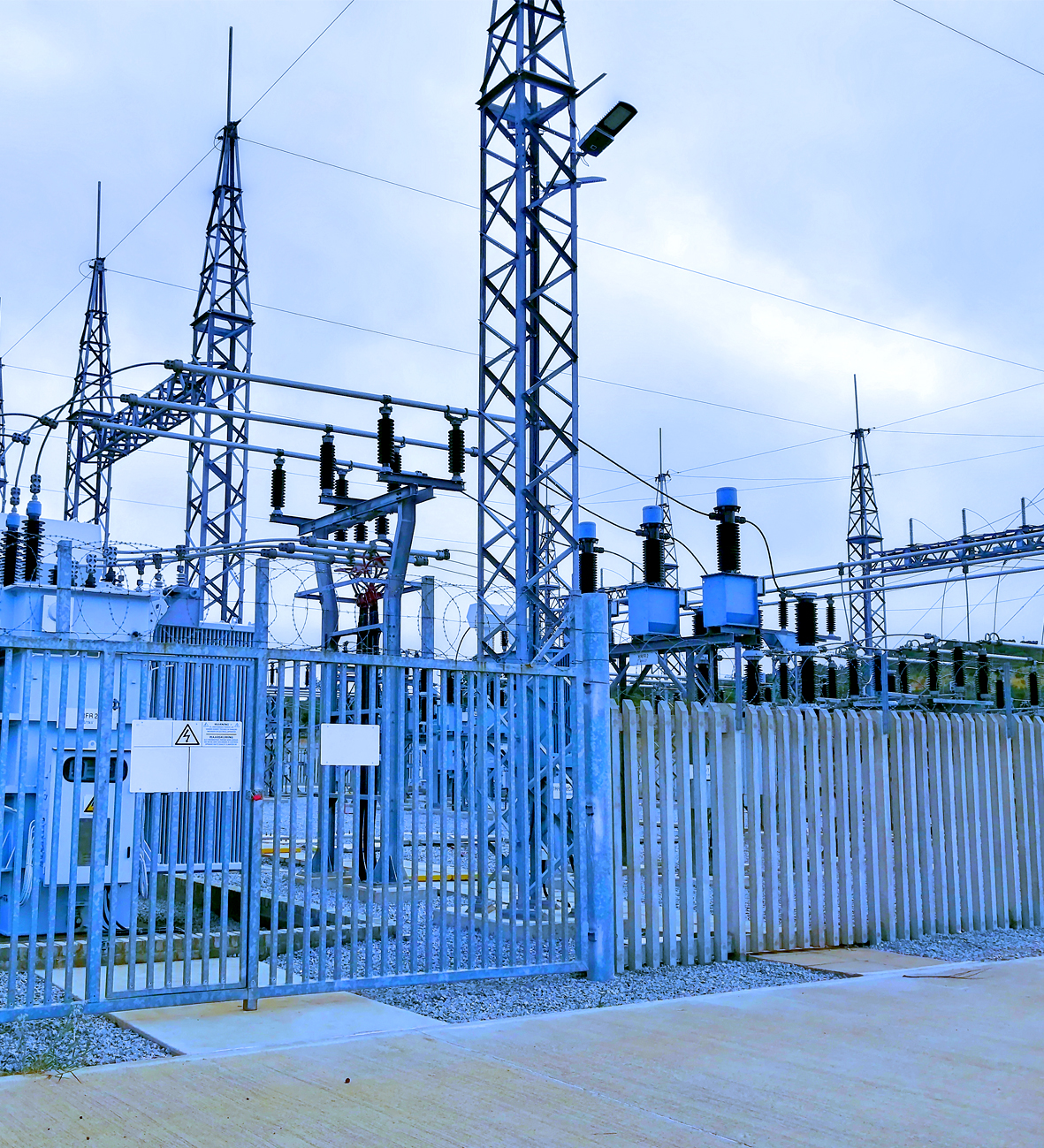 Substation Installations